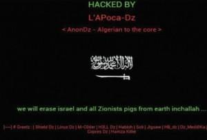 2013_Israel_Hayom_ISIS_Israel_hack