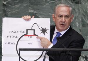 2013_Koenig_Netanyahu_UN_Diagram
