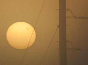 2013_SW_fog_sunspot