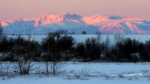 Wintry Weather-Montana