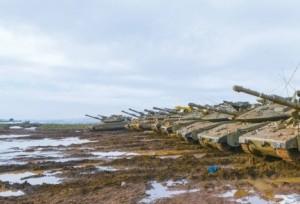 2011_Israel_Hayom_IDF_Tanks_North