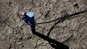 California Drought Missing Water