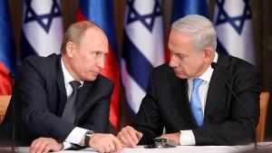 2011_Koenig_Putin-Netanyahu