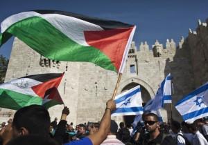 2016_Koenig_Israel_Flags_By_Israel_Gate
