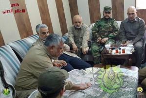 2016_DEBKA_Qassem_Soleimani_overseeing_Fallujah